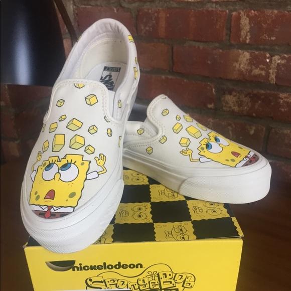 Vans Vault x SpongeBob LIMITED EDITION a1570bcd6